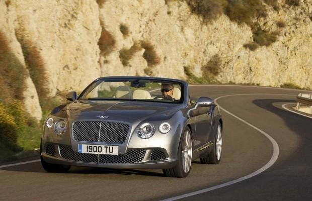 Vorstellung - Bentley Continental GTC