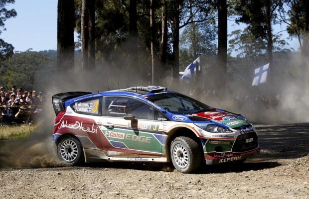 WRC 2011: Doppelsieg für Ford