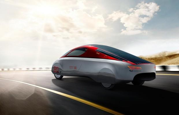 Wasserstoff aus Solarzellen: Pkw-Antrieb der Zukunft?