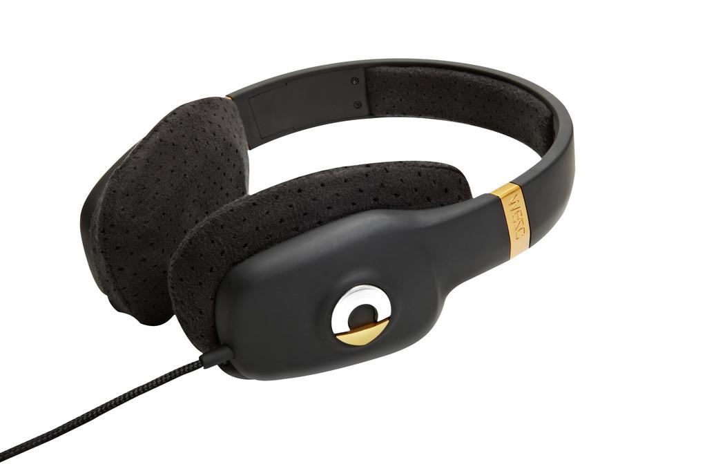 Wesc-Kopfhörer im Smart-Design.
