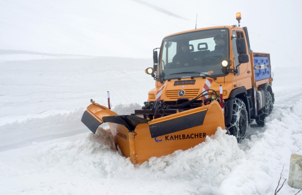 Wintereinbruch: 19 Alpenpässe geschlossen