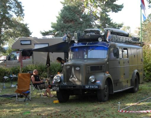 Wucht-Brummer: Treffen der Fernreise-Mobile in Mendig