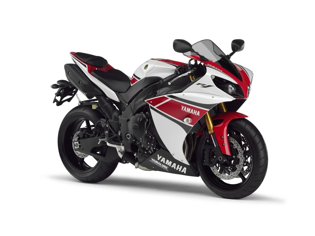 Yamaha legt rot-weiße 50th-Anniversary-Modelle auf