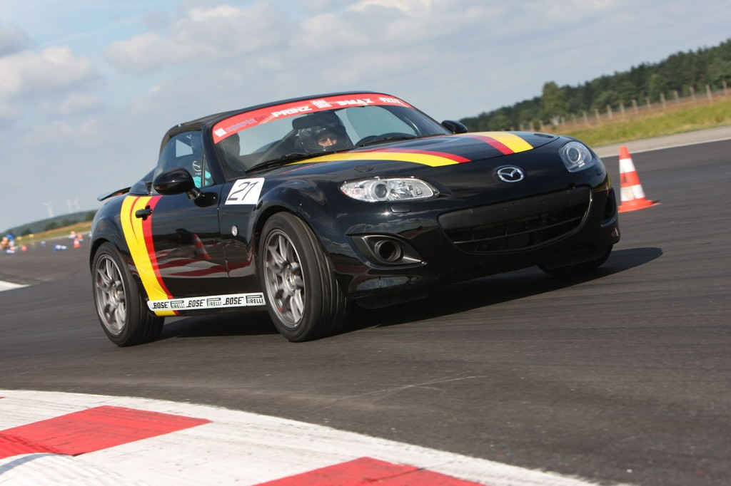 Zoom-Zoom-Experience: Grenzerfahrungen mit Mazda