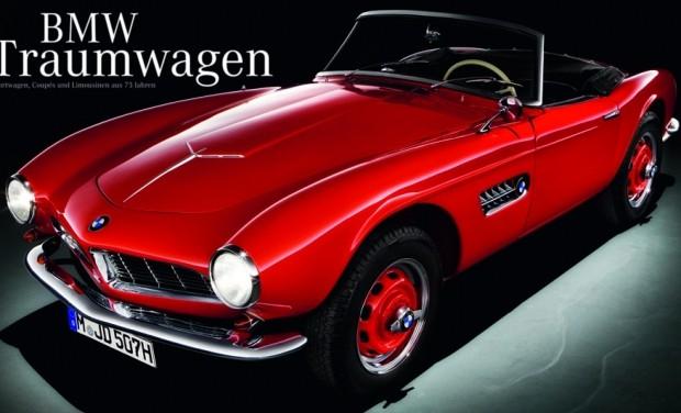 auto.de-Buchtipp: BMW Traumwagen - Sportwagen, Coupés und Limousinen aus 75 Jahren