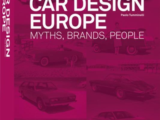 auto.de-Buchtipp: Car Design Europe - Myths, Brands, People
