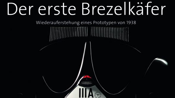 auto.de-Buchtipp: Der erste Brezelkäfer - Wiederauferstehung eines Prototypen von 1938