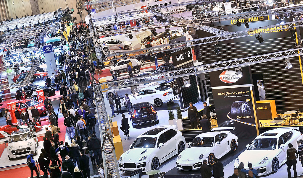 44. Essen Motor Show startet am 26. November