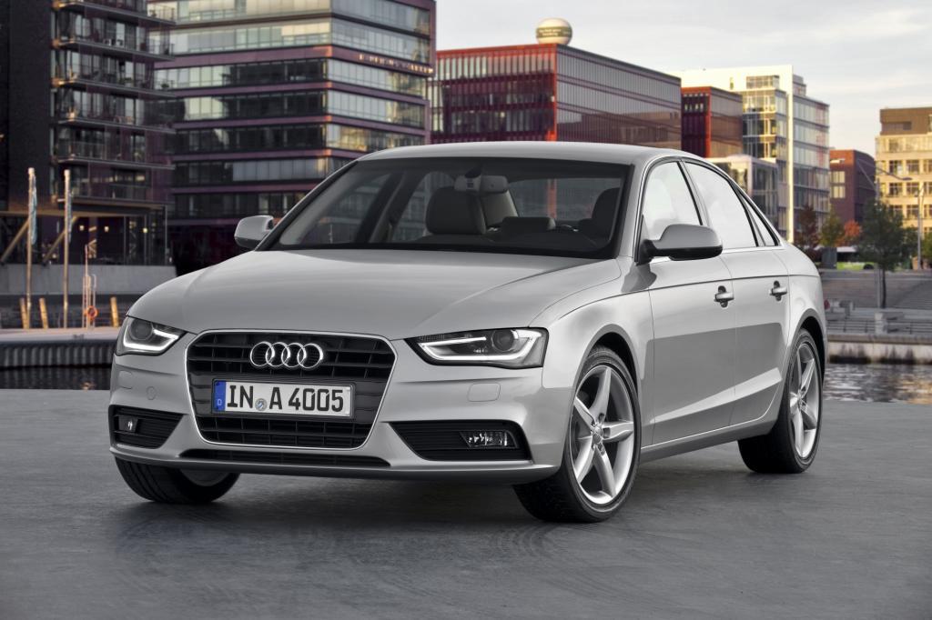 Ab sofort sieht der Audi A4 so aus