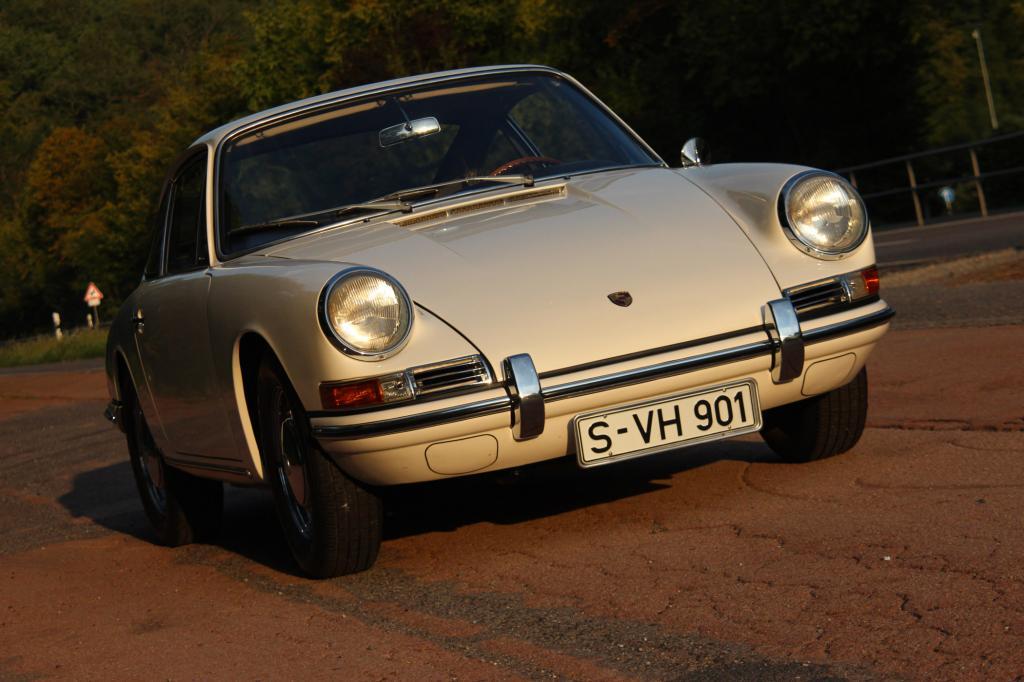 Alles, was heute einen Porsche 911 ausmacht, findet man bereits in diesem Auto