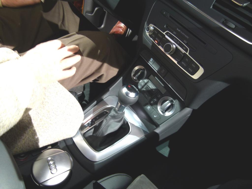 Audi Q3 Heartbeat 2011 – Kopakt, Premium aber nicht fürs Gelände