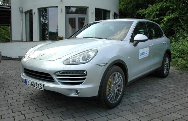 Auto im Alltag: Porsche Cayenne Diesel