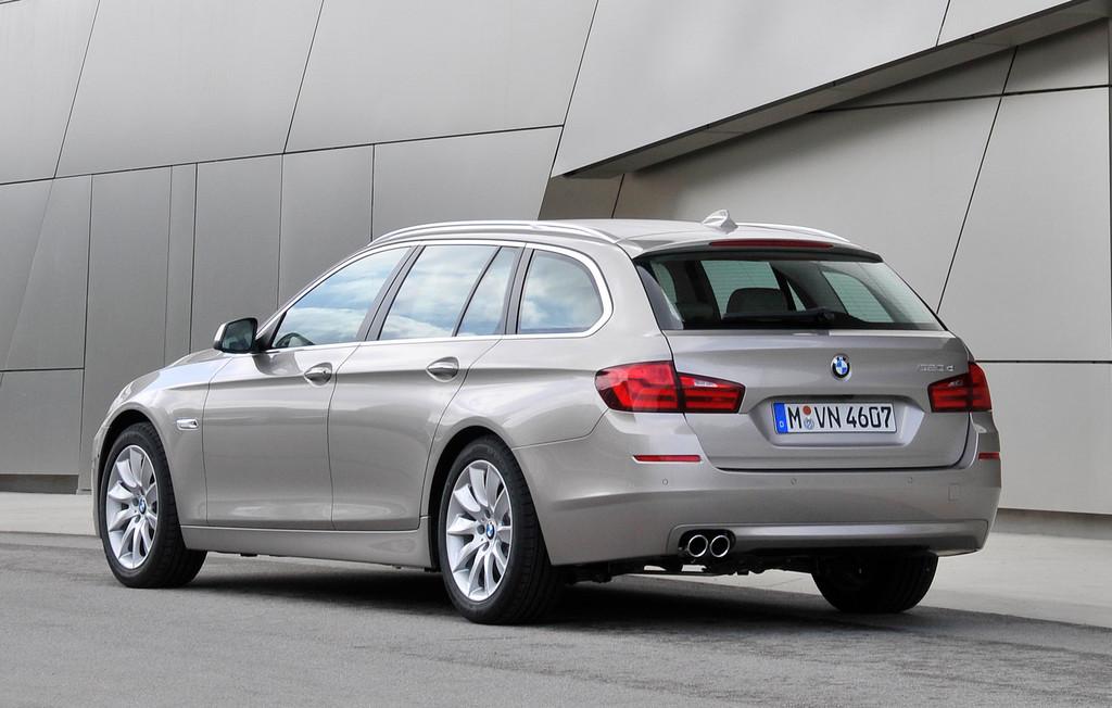 BMW 5 Touring.