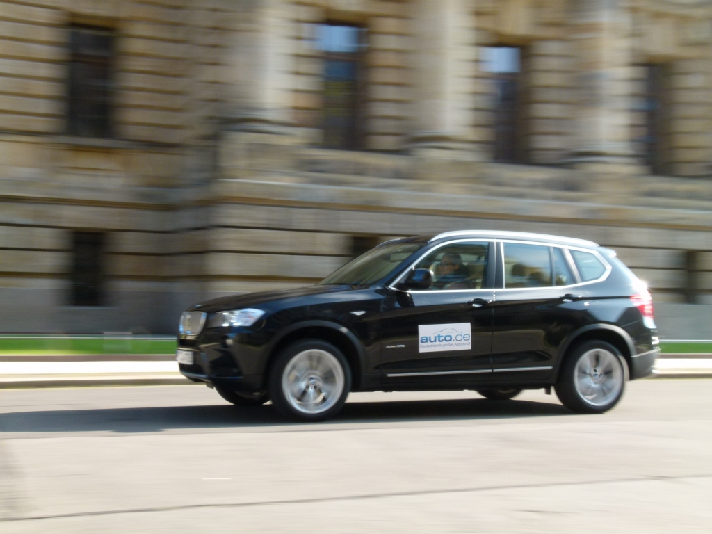 BMW X3 x35i