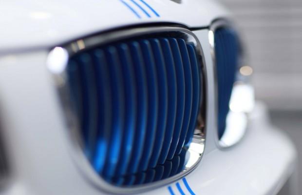 BMW feiert Richtfest für Elektroautoproduktion in Leipzig