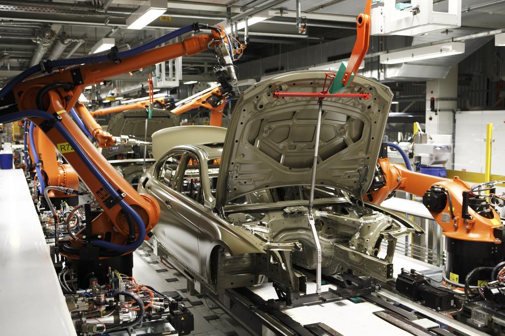 BMW startet Produktion des neuen 3er