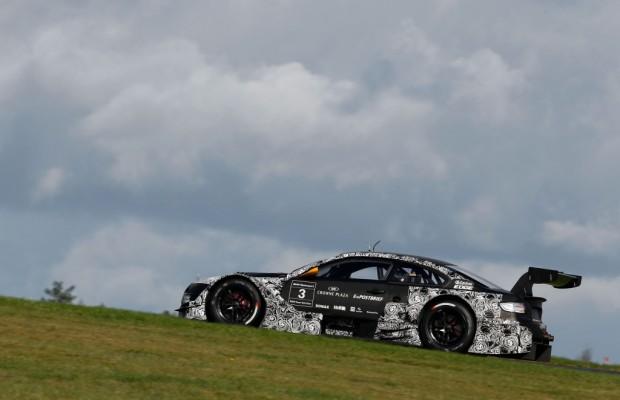BMW testet M3 DTM in der Lausitz