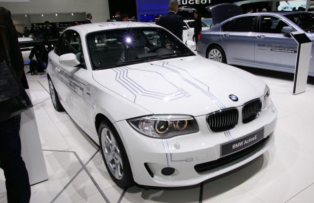 BMW und Siemens erleichtern Laden von E-Autos