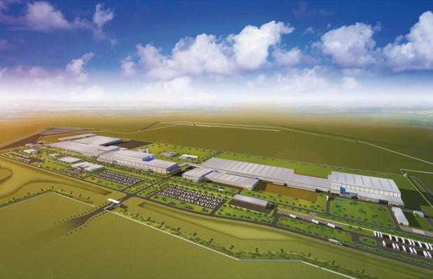 Baubeginn für Mazda Werk in Mexiko