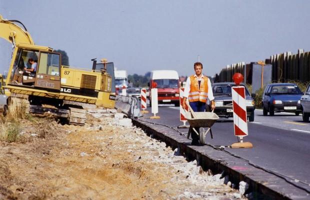Bei Straßenschäden sind Baufirmen meist fein raus