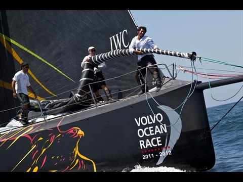 Beim Volvo Ocean Race trifft High-Tech auf Naturgewalten des Nord- und Süd-Atlantiks, des Pazifischen Ozeans, des Südpolarmeeres und des Indischen Ozeans.