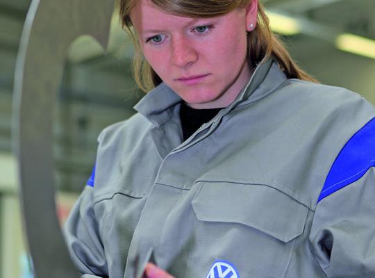 Berufsausbildung und Duales Studium bei Volkswagen