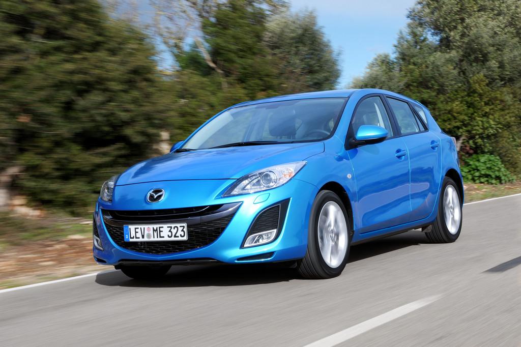 Bestnote für den Mazda3 im Dauertest