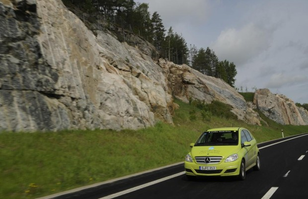 Brennstoffzellen-Autos - Millionenmarke fällt 2020