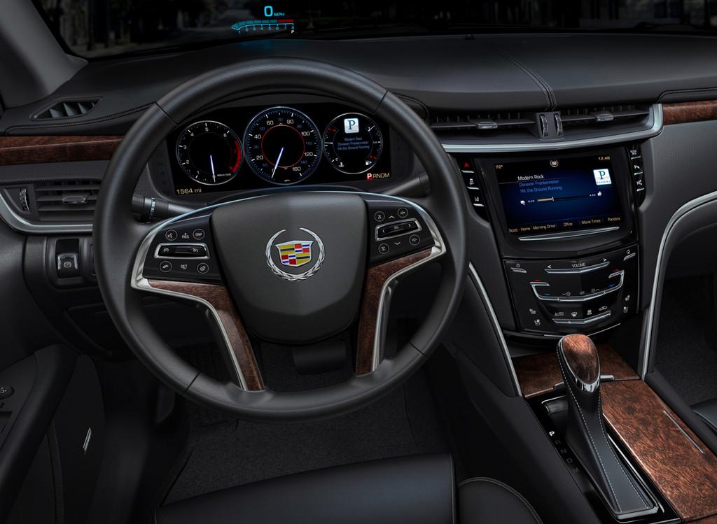 Cadillac CUE.
