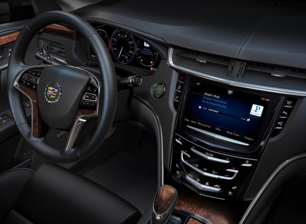 Cadillac vernetzt bis zu zehn Endgeräte mit Bord-Infotainment