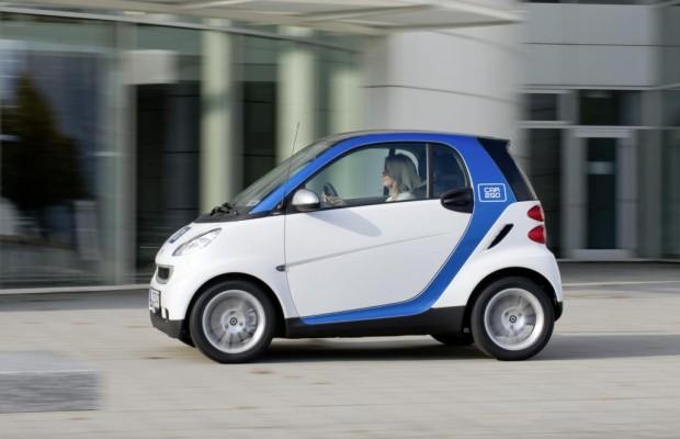Carsharing - Smart-Flotte für Lyon