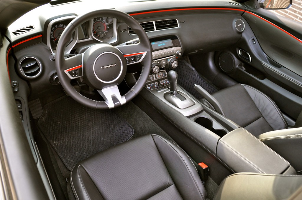 Chevrolet Camaro Cabrio von Geiger.