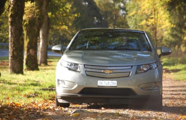 Chevrolet Volt stromert auch durch Europa
