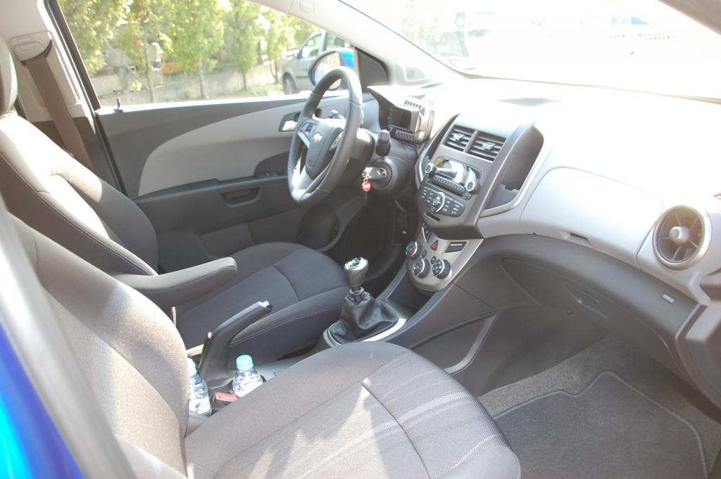 Chevrolet schickt neuen Aveo und Cruze an den Start