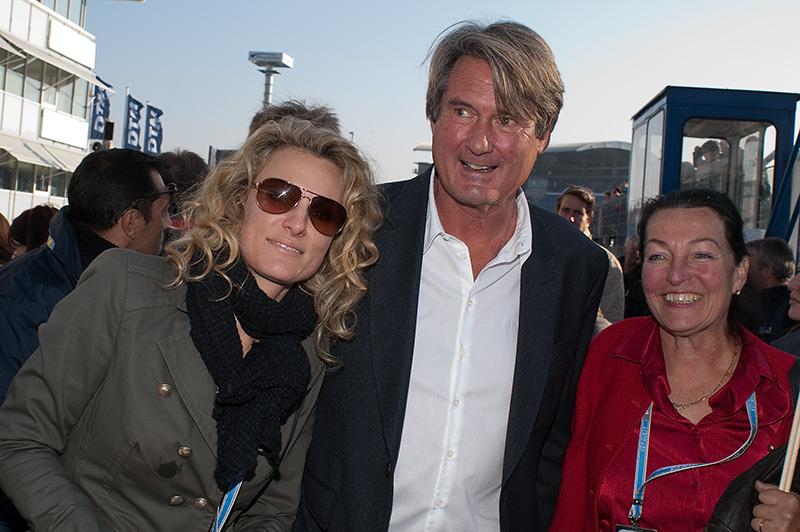 Christina Surer & Familie Tomczyk