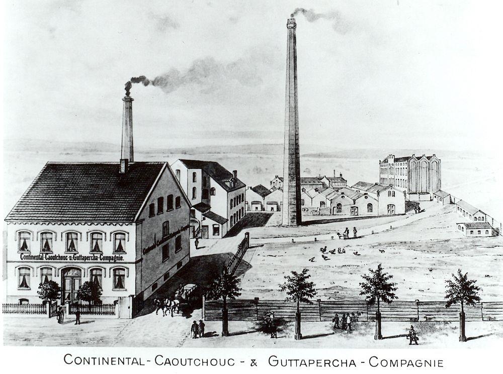 Continental 1873.