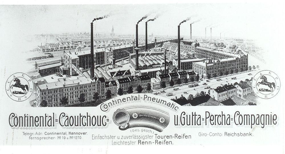 Continental 1906.