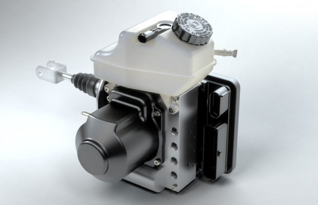 Continental entwickelt leichtere und schnellere Bremse