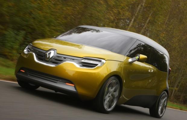 Coole Studie: Renault Frendzy