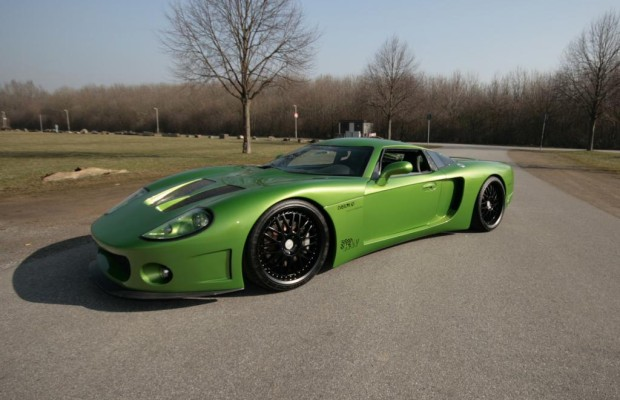 Custom GT - Eifel-Renner