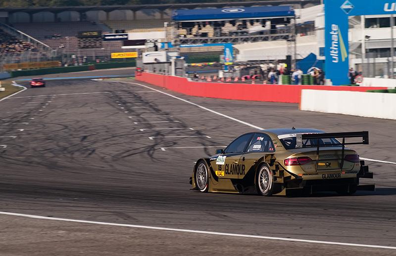 DTM-Hockenheim: Jamie Green siegt souverän beim letzten Rennen der AMG Mercedes C-Klasse