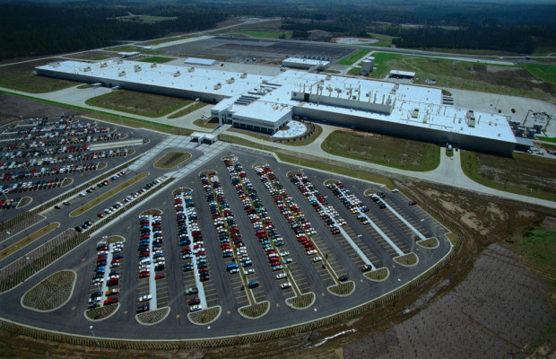 Daimler fertigt zusätzliches Modell im Mercedes-Benz Werk Tuscaloosa