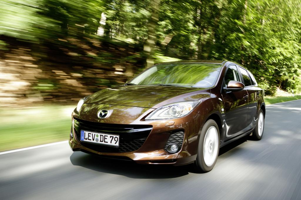 Damit sieht der Mazda3 frischer aus