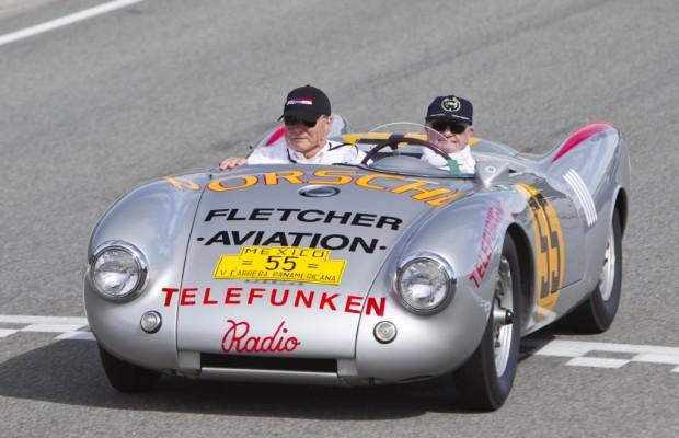Das größte Porsche-Treffen der Welt