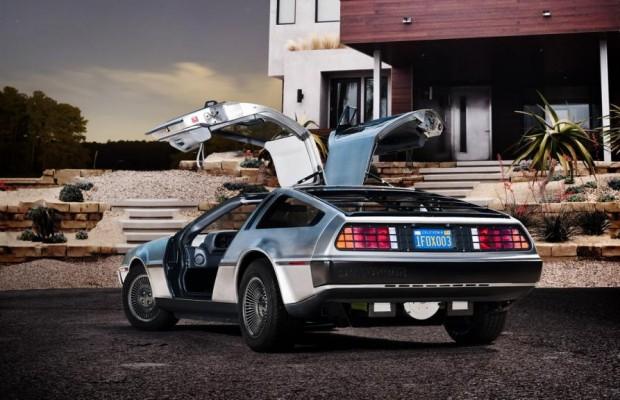De Lorean Electric - Zurück aus der Zukunft