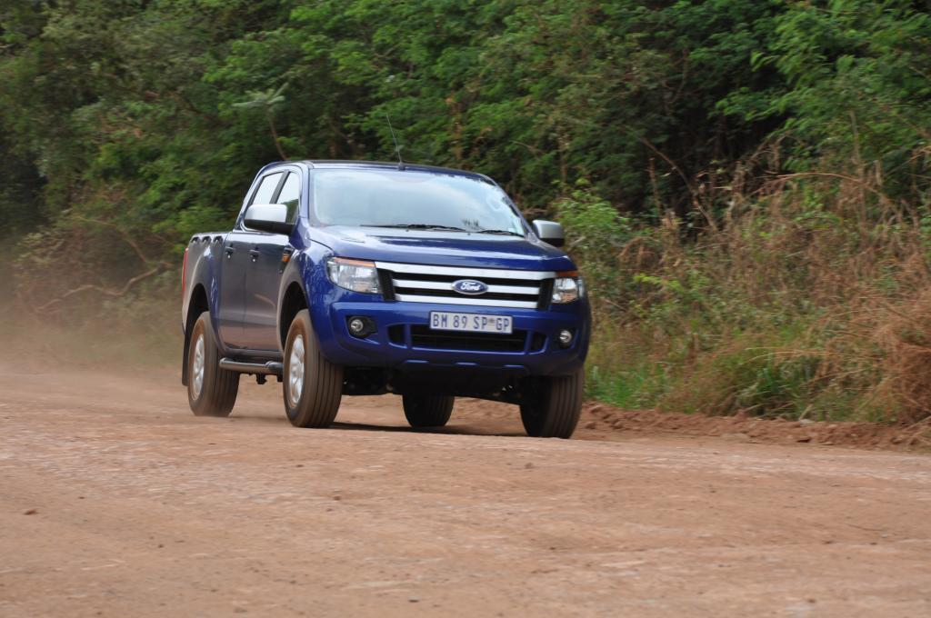 Der Ford Ranger will Arbeitstier und Lifestyle-Mobil sein