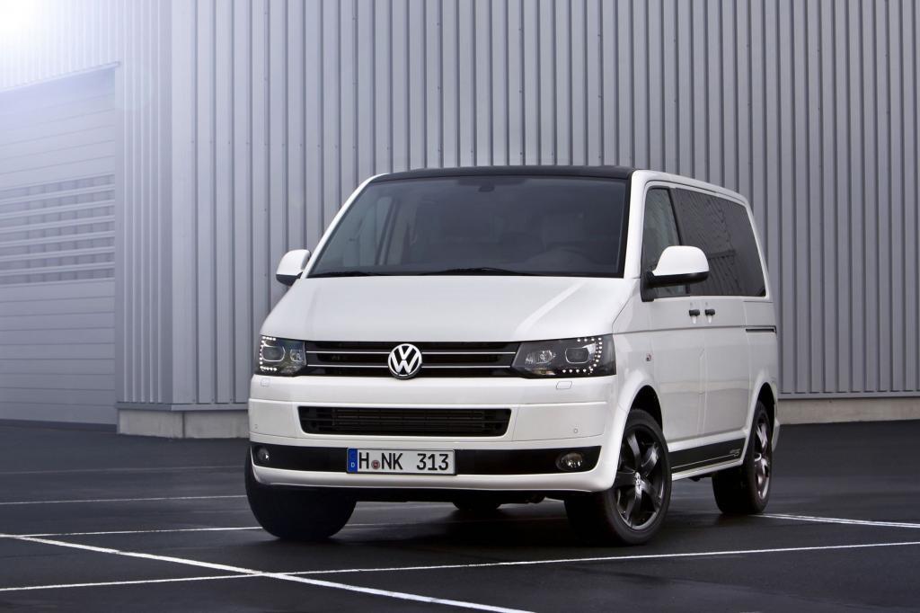 Der VW Multivan Edition 25 setzt auf einen starken Auftrtitt