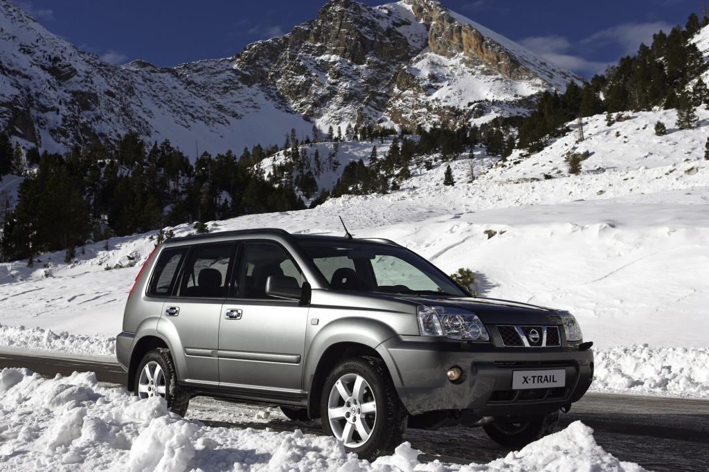 Der X-Trail ist aktuell Nissan Einstiegs-Allrader