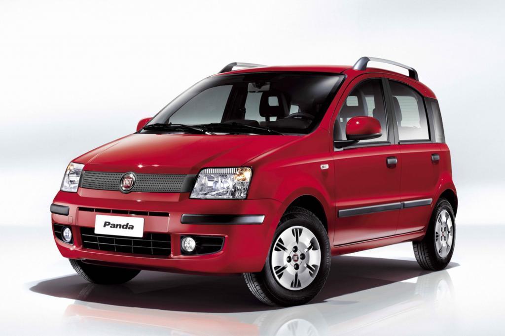 Der aktuelle Fiat Panda ist ein Auslaufmodell