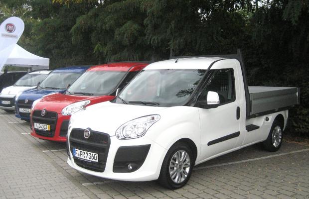 Drei auf einen Streich: Fiat hat Transporter-Palette überarbeitet